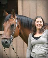 Rhonda-and-horse